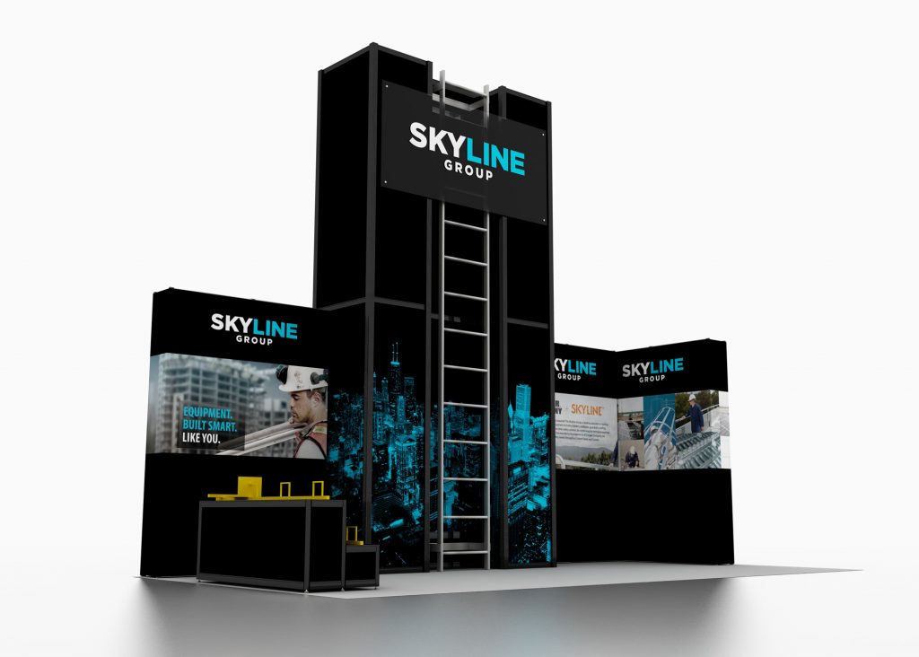 Trade Show Booth Graphic Design : A comprehensive guide to graphic design for trade show