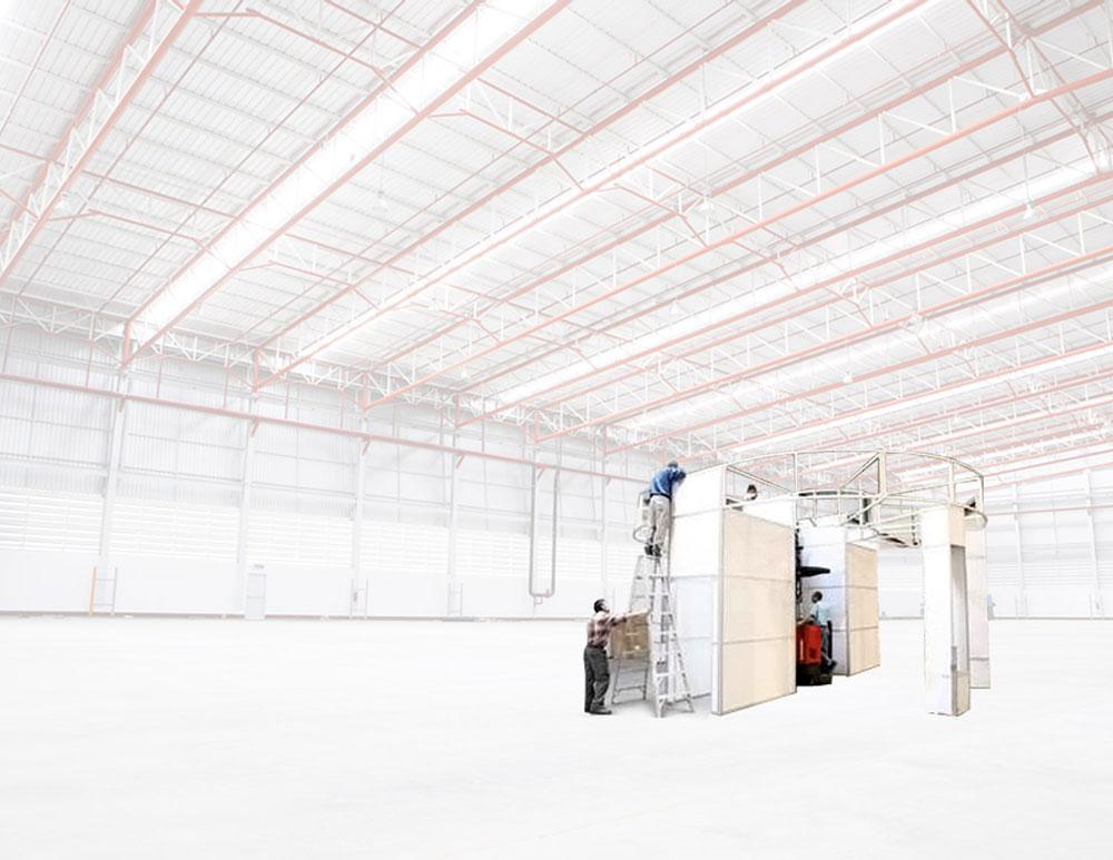 Installation & Dismantling Management :: Services :: Accenta